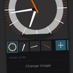 Application pour personnaliser l'écran de la smartwatch