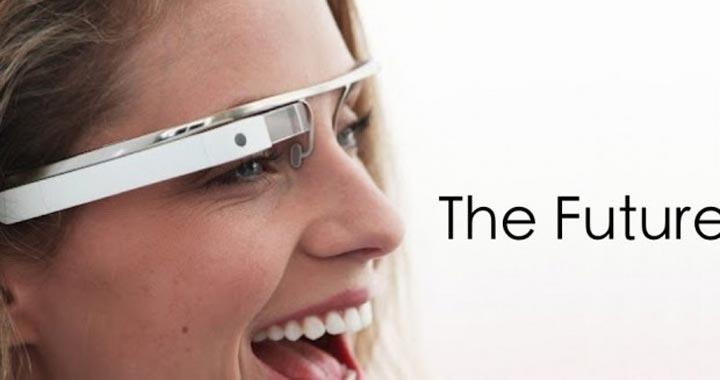 projet Google Glass 2012