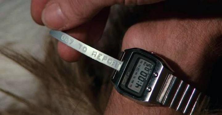 montre connectee James Bond 007