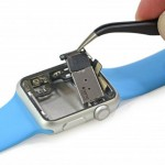 demontage iFixit montre connectee Apple Watch