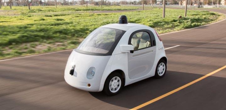 photo Google Car route