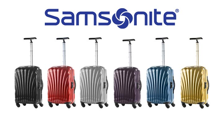 bagage valise connectee Samsonite Samsung