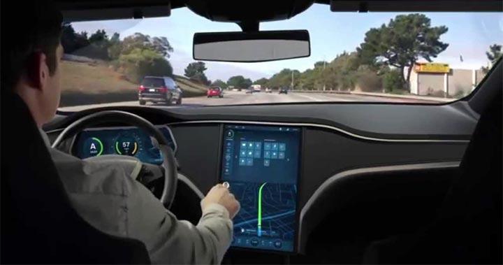 Bosch voiture autonome