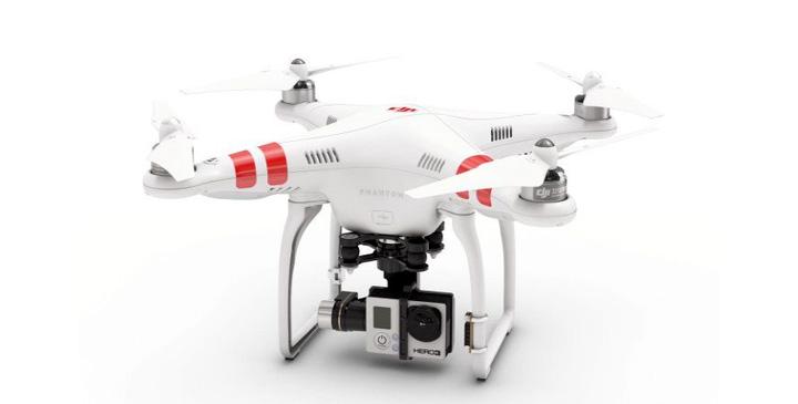 photo drone GoPro