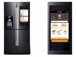 frigo connecte intelligent Samsung MasterCard