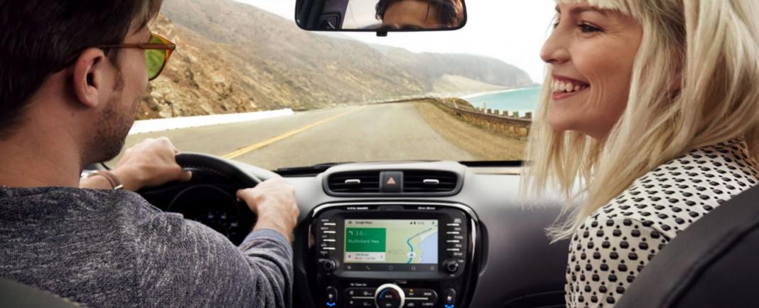 Google Android Auto voiture auto vehicule