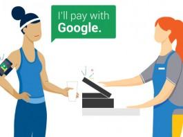 Google Hands Free paiement sans contact