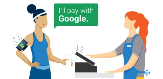 Google Hands Free paiement sans contact