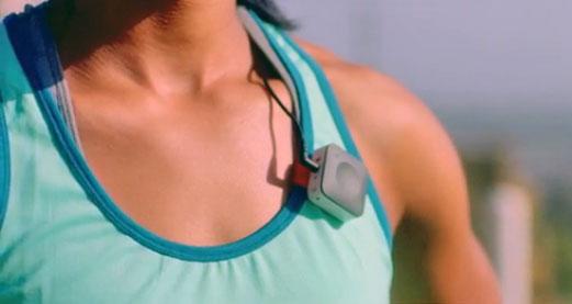 montre connectee smartwatch Pebble Core sport