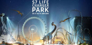 parc attractions Samsung S7 Life Changer Park
