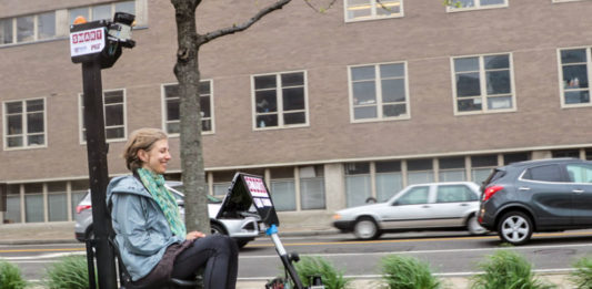 fauteuil roulant autonome