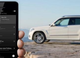 voiture autonome connectée Mercedes me
