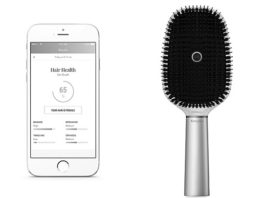 withings loreal hair coach