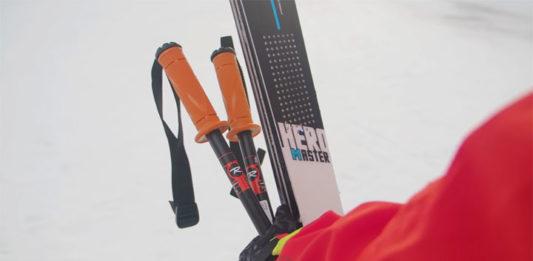 photo Rossignol PIQ ski connecté vitesse