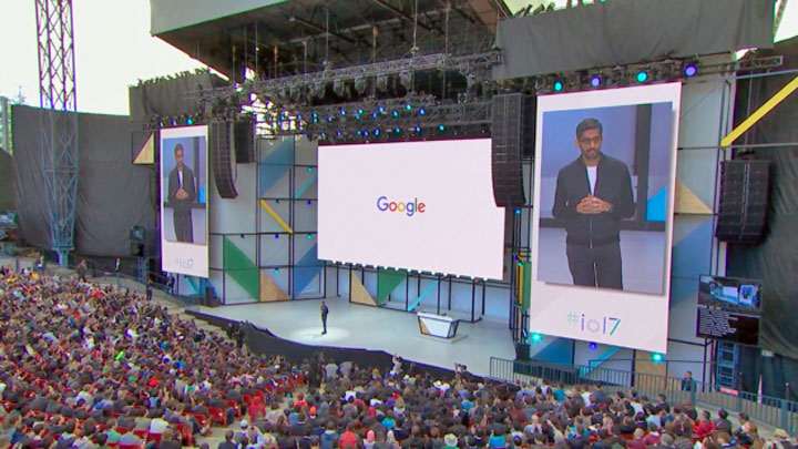 photo conference google io 2017